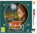Gra NINTENDO 3DS Layton's Mystery Journey: Katrielle and the Millionaires Conspiracy