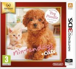 Gra NINTENDO 3DS Nintendogs Cats (Toy poddle + New Friends)