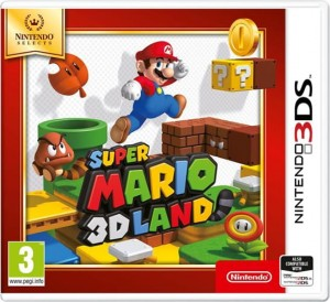 Gra NINTENDO 3DS Super Mario 3D Land