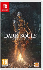 Gra NINTENDO SWITCH Dark Souls: Remastered + DLC