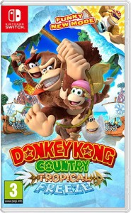 Gra NINTENDO SWITCH Donkey Kong Country Freeze