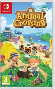 Gra NINTENDO SWITCH Animal Crossing New Horizons
