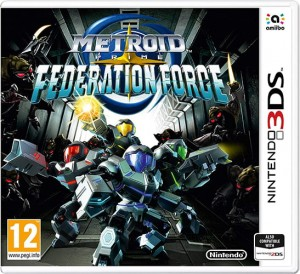 Gra NINTENDO 3DS Metroid Prime: Federation Force