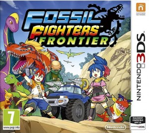 Gra NINTENDO 3DS Fossil Fighters Frontier