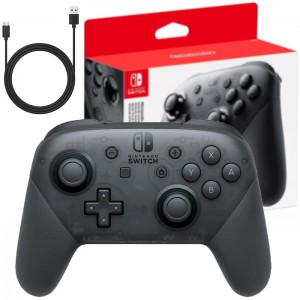 Kontroler NINTENDO SWITCH Pro Controller