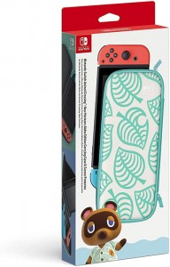 Etui + Folia NINTENDO SWITCH Animal Crossing