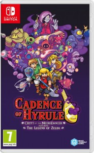 Gra NINTENDO SWITCH Cadence of Hyrule: Crypt of The Necrodancer