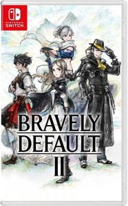 Gra NINTENDO SWITCH Bravely Default II